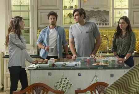 عکس بازیگران سریال ترکی دستم را رها نکن 12 عکس بازیگران سریال ترکی دستم را رها نکن
