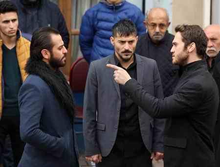 عکس بازیگران سریال ترکی گودال 6 عکس بازیگران سریال ترکی گودال