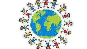 نقاشی درمورد روز جهانی کودک (2)