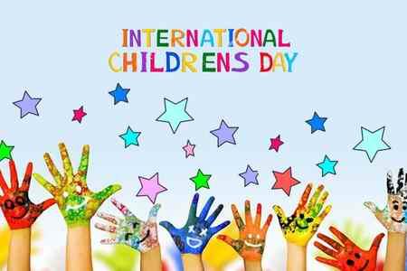 نقاشی درمورد روز جهانی کودک (4)