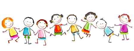 نقاشی درمورد روز جهانی کودک (6)