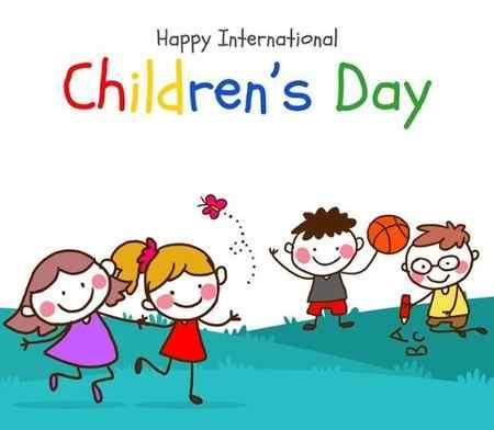 نقاشی درمورد روز جهانی کودک (7)