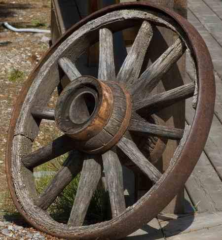 چرخ برای اولین بار در کدام تمدن اختراع شد