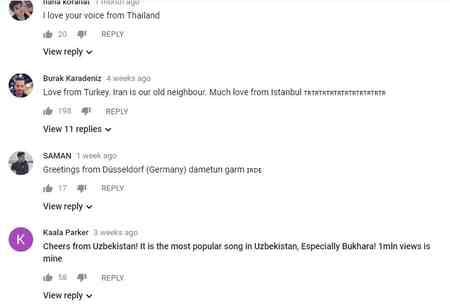 آهنگ بهت قول میدم محسن یگانه در یوتیوب دنیا را به هم ریخت (2)