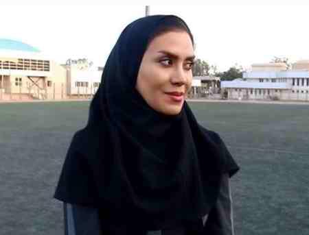 بیوگرافی گلاره ناظمی بهترین داور زن فوتسال ایران (3)