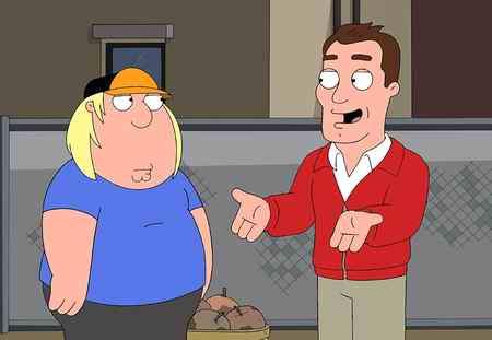خلاصه داستان انیمیشن Family Guy + عکس و قسمت آخر (8)