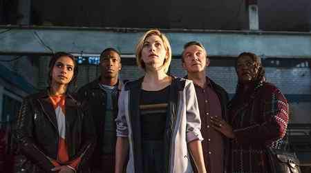 عکس بازیگران سریال Doctor Who خلاصه داستان 1 عکس بازیگران سریال Doctor Who + خلاصه داستان