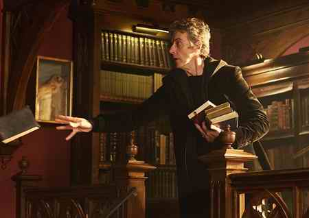 عکس بازیگران سریال Doctor Who خلاصه داستان 7 عکس بازیگران سریال Doctor Who + خلاصه داستان