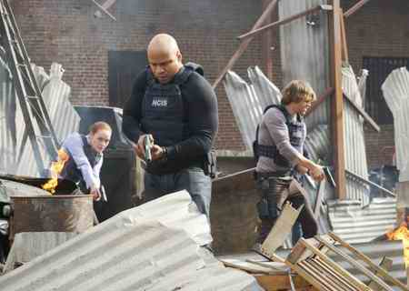 عکس بازیگران سریال NCIS Los Angeles + خلاصه داستان قسمت آخر (3)