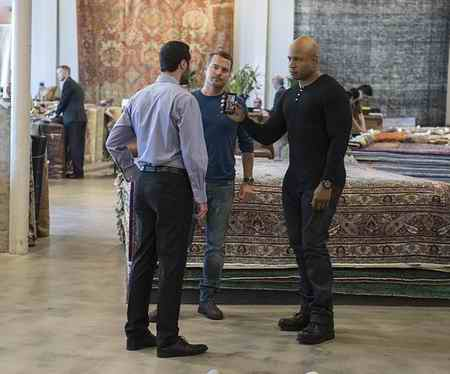 عکس بازیگران سریال NCIS Los Angeles + خلاصه داستان قسمت آخر (8)