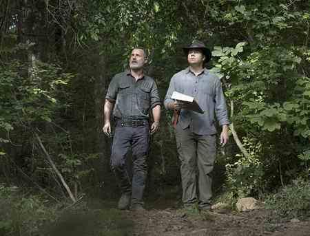عکس بازیگران سریال The Walking Dead (1)