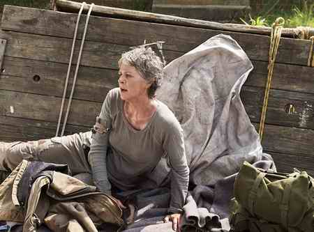 عکس بازیگران سریال The Walking Dead (10)