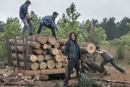 عکس بازیگران سریال The Walking Dead (3)