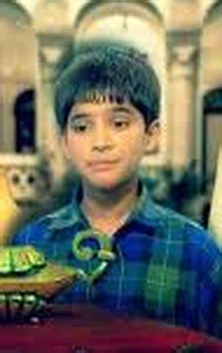 بازیگر نقش علاالدین در سریال علاءالدین کیست