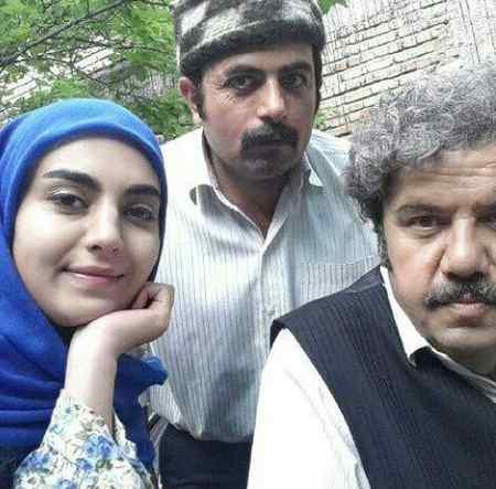 ناصر هاشمی در سریال آنام چه نقشی دارد
