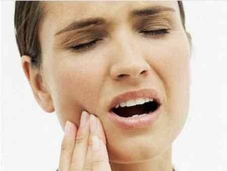 بر دندان ها نیز افزایش می یابد و باعث می شود درد دندان تشدید شود
