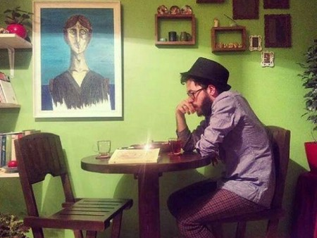 بازیگر نقش محمد در لحظه گرگ و میش