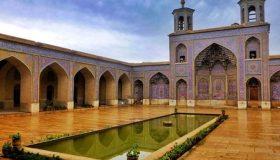 بزرگترین مسجد ایران چیست