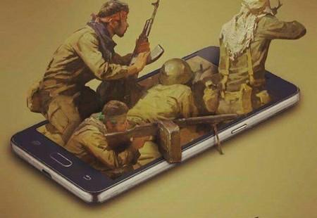 تحقیق در مورد جنگ نرم