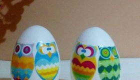 تخم مرغ در هفت سین نشانه چیست
