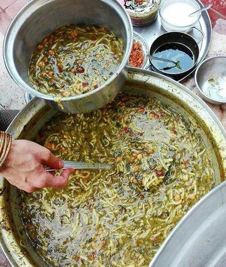 غذای شب چهارشنبه سوری چیست