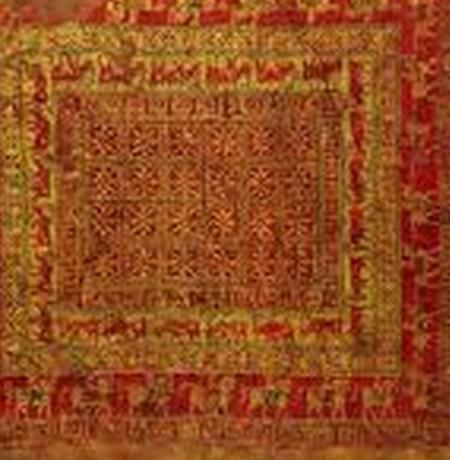 قدیمی ترین فرش جهان چیست