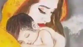 چرا بهشت زیر پای مادران است