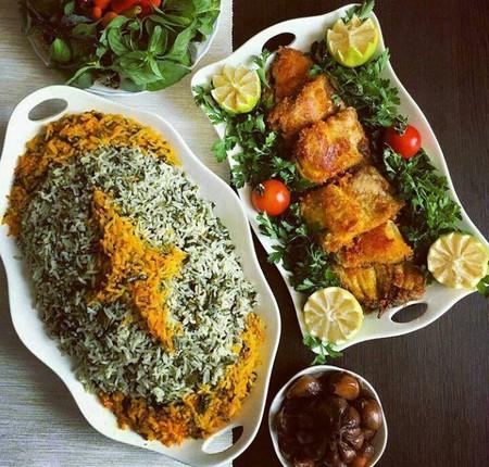 چرا شب عید سبزی پلو با ماهی میخوریم