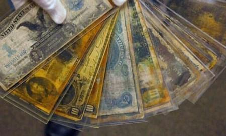 اولین پول کاغذی در کدام کشور بود