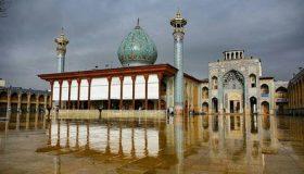 شاهچراغ برادر کدام امام است