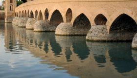 قدیمی ترین پل اصفهان چیست
