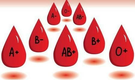 کدام گروه خونی گیرنده همگانی دارد