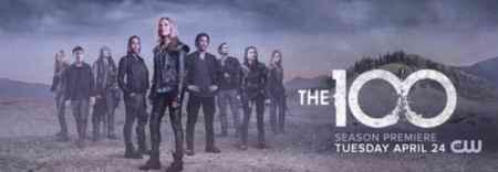 سریال علمی the 100