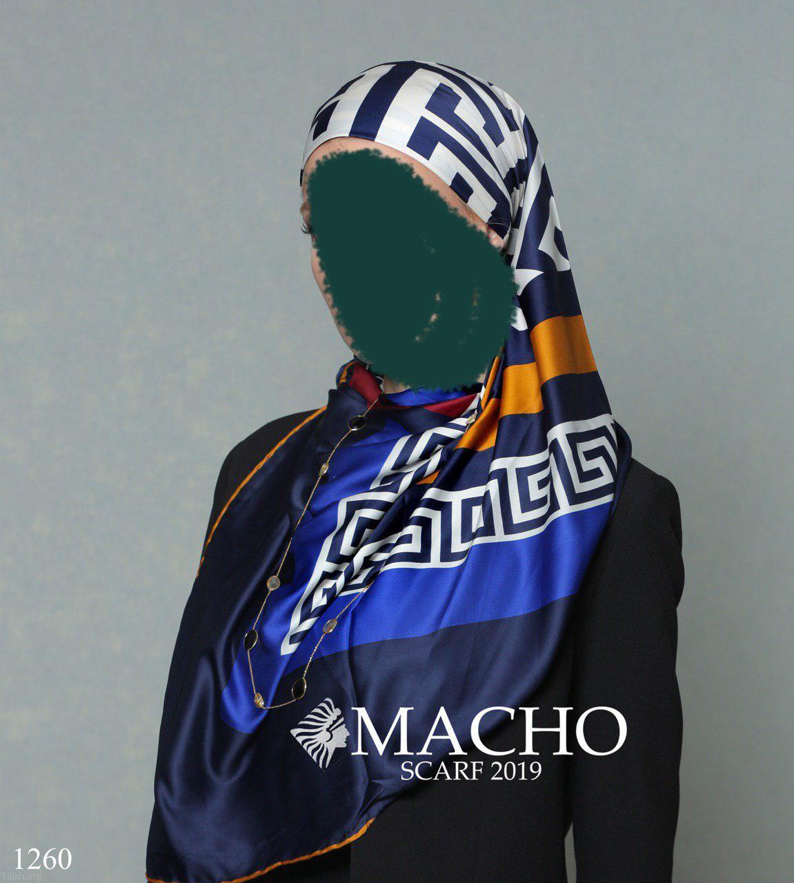 جدید ترین مدل های شال و روسری شیک و مجلسی 98