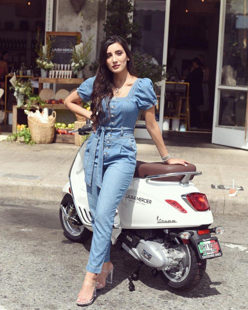 زیباترین و پرطرفدارترین دختر ایرانی