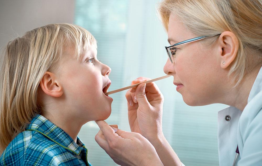 علائم عفونت و جلوگیری از گلودرد
