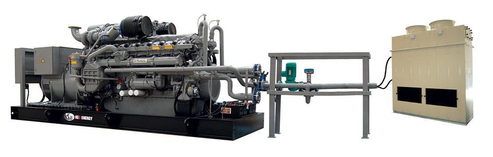 ژنراتورهای گازی و دیزلی