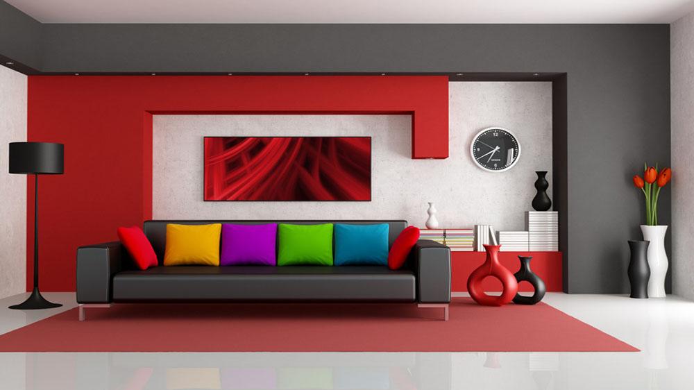 اصول و پایه طراحی دکوراسیون داخلی منزل