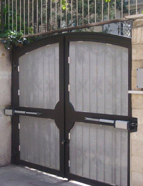 درب اتوماتیک و انواع درب کرکره برقی