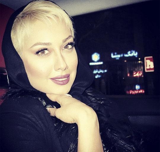 بیوگرافی صدف طاهریان بازیگر و مدل ایرانی