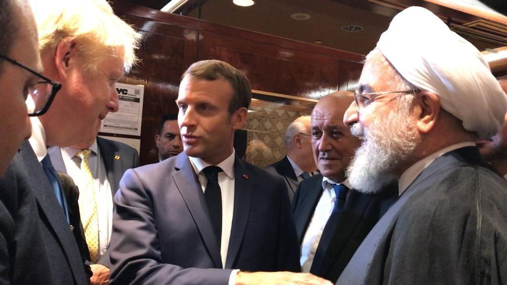 توهین به ملت ایران با دیدار های روحانی در سازمان ملل !
