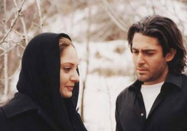 محمدرضا گلزار و مهناز افشار