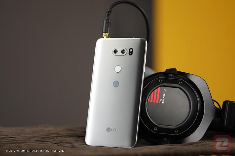 ال جی وی 30 / lg v30