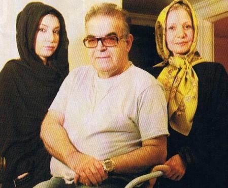 حمید لولایی و خانواده اش