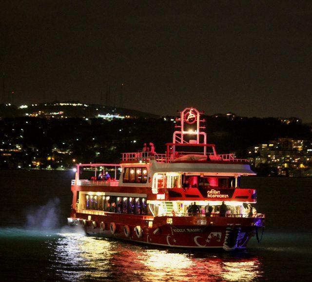 تور کشتی استانبول
