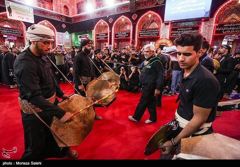 حضور ۳ میلیون و ۵۰۰ هزار زائر ایرانی در روز اربعین 98
