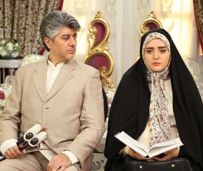 شهرام پوراسد و نرگس محمدی