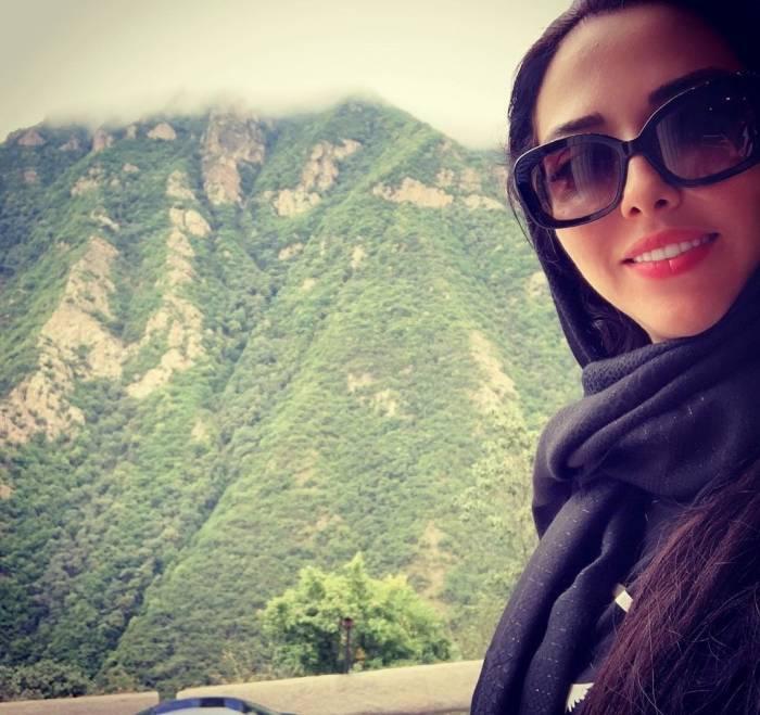 زیباترین عکس های لیلا اوتادی در سریال گاندو • فارسی ها