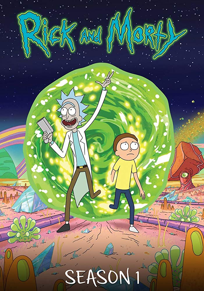 درباره سریال انیمیشنی ریک و مورتی