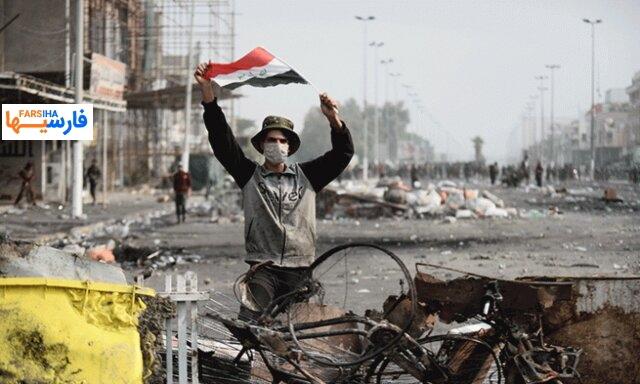 مذاکرات برای تشکیل دولت جدید عراق با ادامه اعتراضات